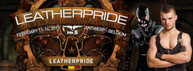 Antwerp Leatherpride 2015